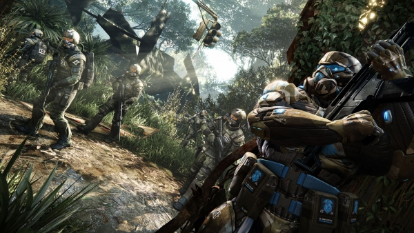 Crysis 3 Hunter Mode