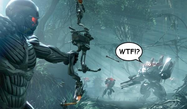 Crysis 3 na froncie