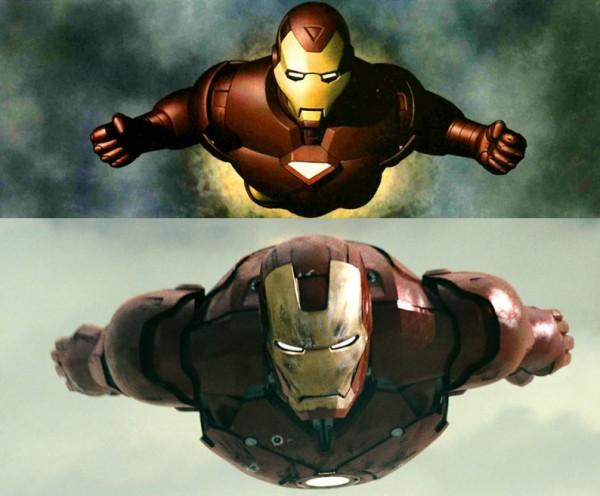 Extremis i Iron Man 1