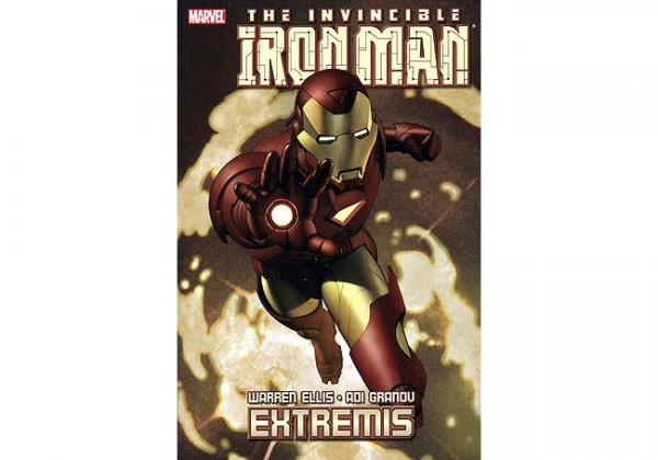 Extremis - okładka