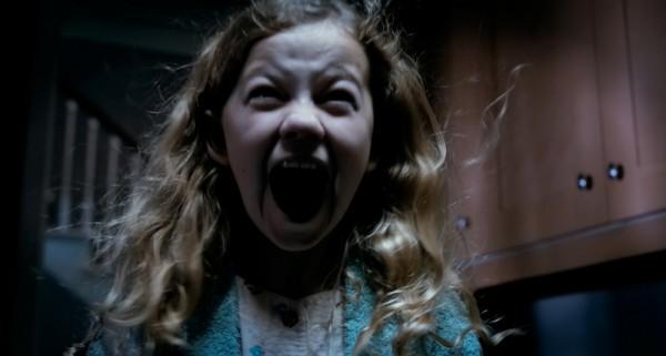 Mamy już krzyczące dzieci? Tak jest! Ok. Kolejny punkt z listy horrorowych klisz odznaczony