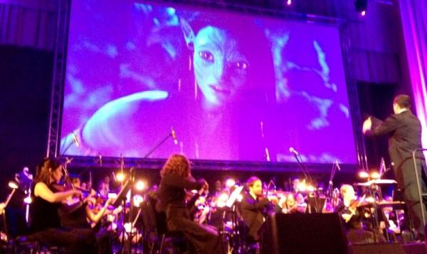 Koncert Muzyki Filmowej - Avatar