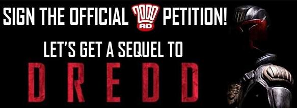 Petycja na Dredda