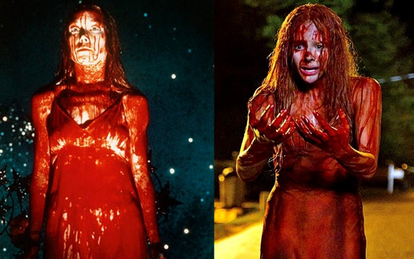 Carrie VS Carrie