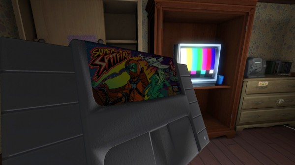 Gone Home NES