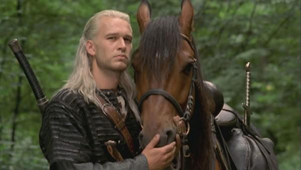 Książki, gry... Wszyscy wiemy że jest tylko jeden prawdziwy Geralt!