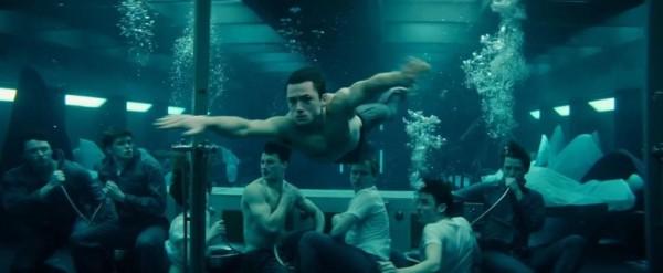 Kingsman pod wodą
