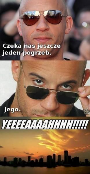 CSI Vin Diesel