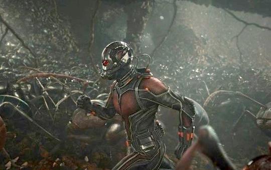 Ant-Man Mrówki