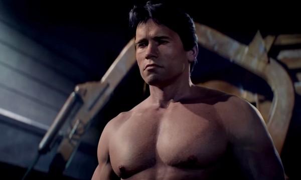 Terminator Genisys Arnie 1984