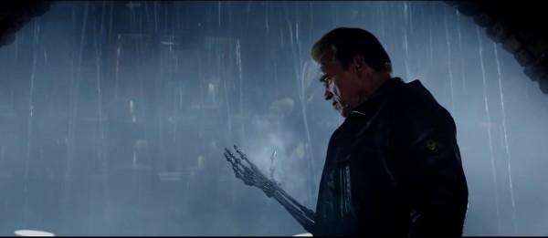 Terminator Genisys - CGI łapka