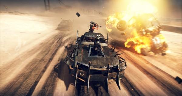 Mad Max, kolejny zwykły dzień na pustyni