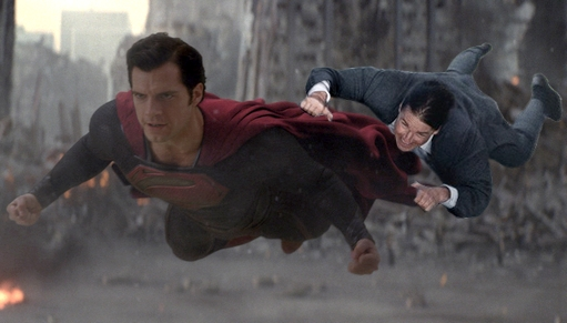 Superman i Tom Cruise Masa Kultury