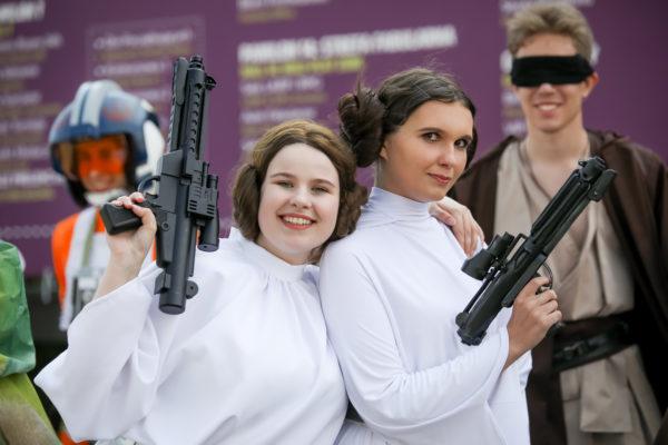 Leia & Leia - Pyrkon